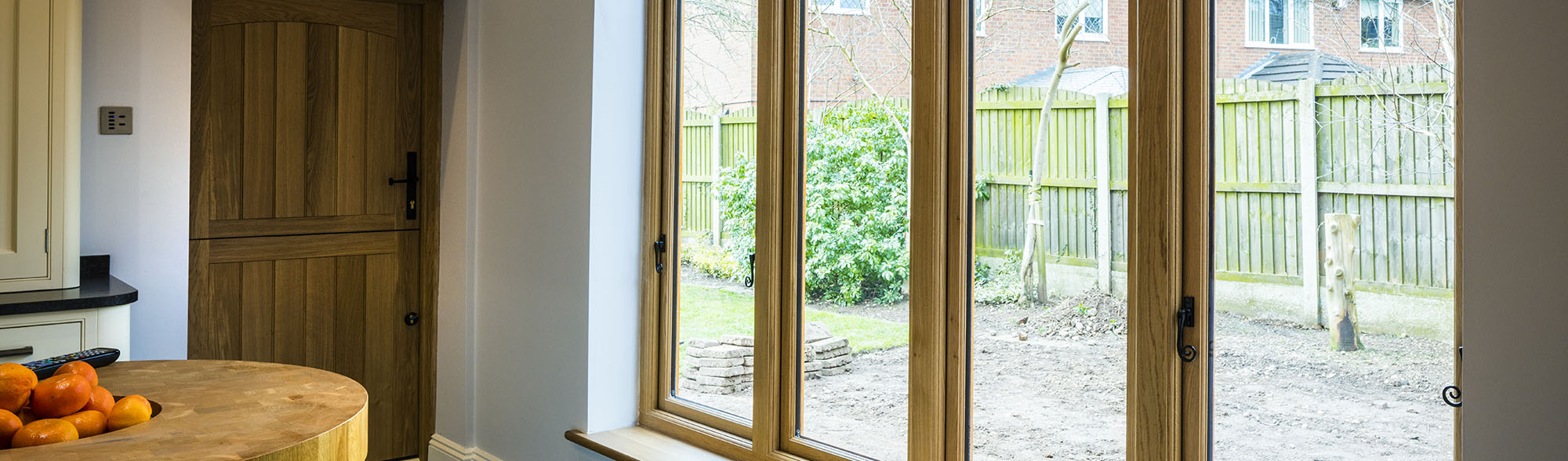 Bespoke Wood Windows